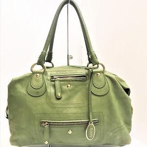 "TOD""S Soft Leather Handbag"